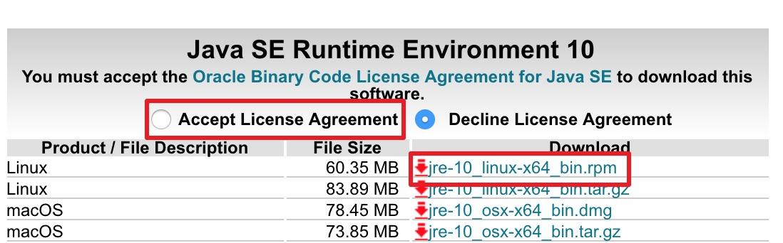 在 RHEL/CentOS 上安装 OpenJDK 和 Oracle JDK-米饭粑