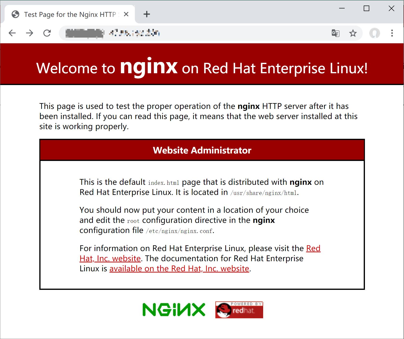 在 RHEL8 和 CentOS8 上安装 Nginx-米饭粑