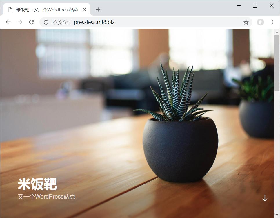 使用阿里云函数计算将 WordPress 变成按量的 ServerLess 服务-米饭粑